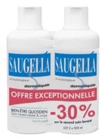 Saugella Emulsion Dermoliquide Lavante 2fl/500ml à Saint -Vit