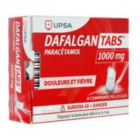 Dafalgantabs 1 G Cpr Pell Plq/8 à Saint -Vit