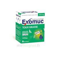 Exomuc 200 Mg, Granulés Pour Usage Oral En Sachet 15 Sachets/2g à Saint -Vit