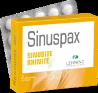 Lehning Sinuspax Comprimés à Croquer 3plq/20 à Saint -Vit