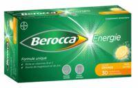 BEROCCA ENERGIE Comprimés effervescents orange B/30