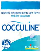 Boiron Cocculine Comprimés Orodispersibles B/40 à Saint -Vit