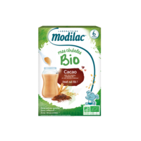 Modilac Céréales Farine Cacao Dès 6 Mois B/250g à Saint -Vit